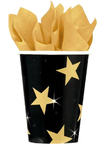 Star Attraction Party Cups