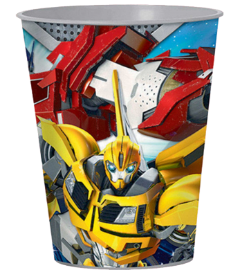 Transformers Plastic Party Favour Cup NZ