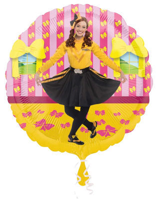 The Wiggles Emma Foil Balloon