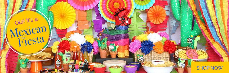 Boho Mexican Party Theme