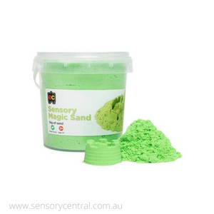 Sensory Magic Sand 1kg - Coloured