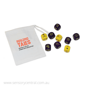 Rolling Tales Dice Game