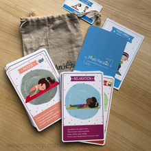 Load image into Gallery viewer, Mindful Munchkins Yoga Cards