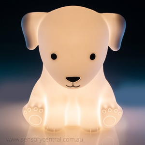 Lil Dreamers Soft Touch LED Light - Dog