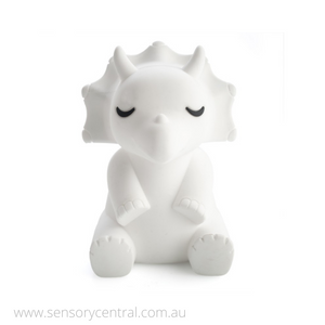 Lil Dreamers Soft Touch LED Light - Triceratops
