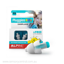 Load image into Gallery viewer, Pluggies Kids Ear Plugs