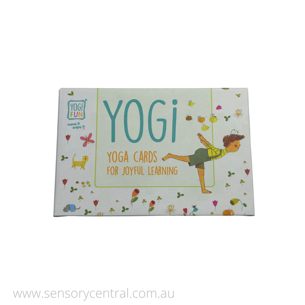 Yogi Fun Yoga Card Kit