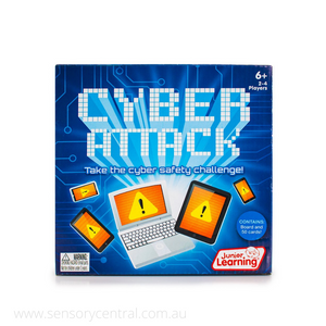 Cyber Attack - Game