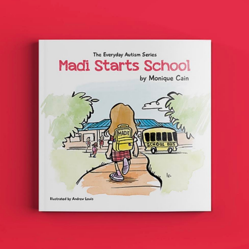 Madi at School - The Everyday Autism Series