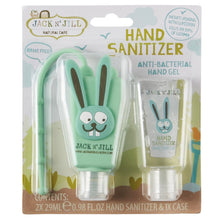 Load image into Gallery viewer, Jack n Jill Hand Sanitiser Bunny 2pk - Alcohol Free - Hand