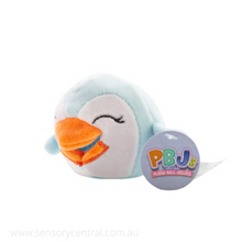 Load image into Gallery viewer, Plush Ball Jellies Cute Critters - Penguin - PBJ