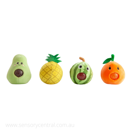 Plush Ball Jellies Fruits - PBJ