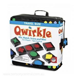 Quirkle Travel by Mindware - Game