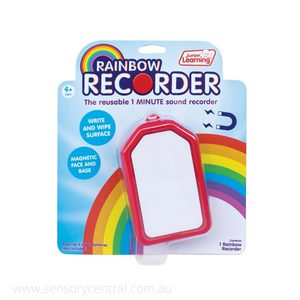 Rainbow Recorder - Game