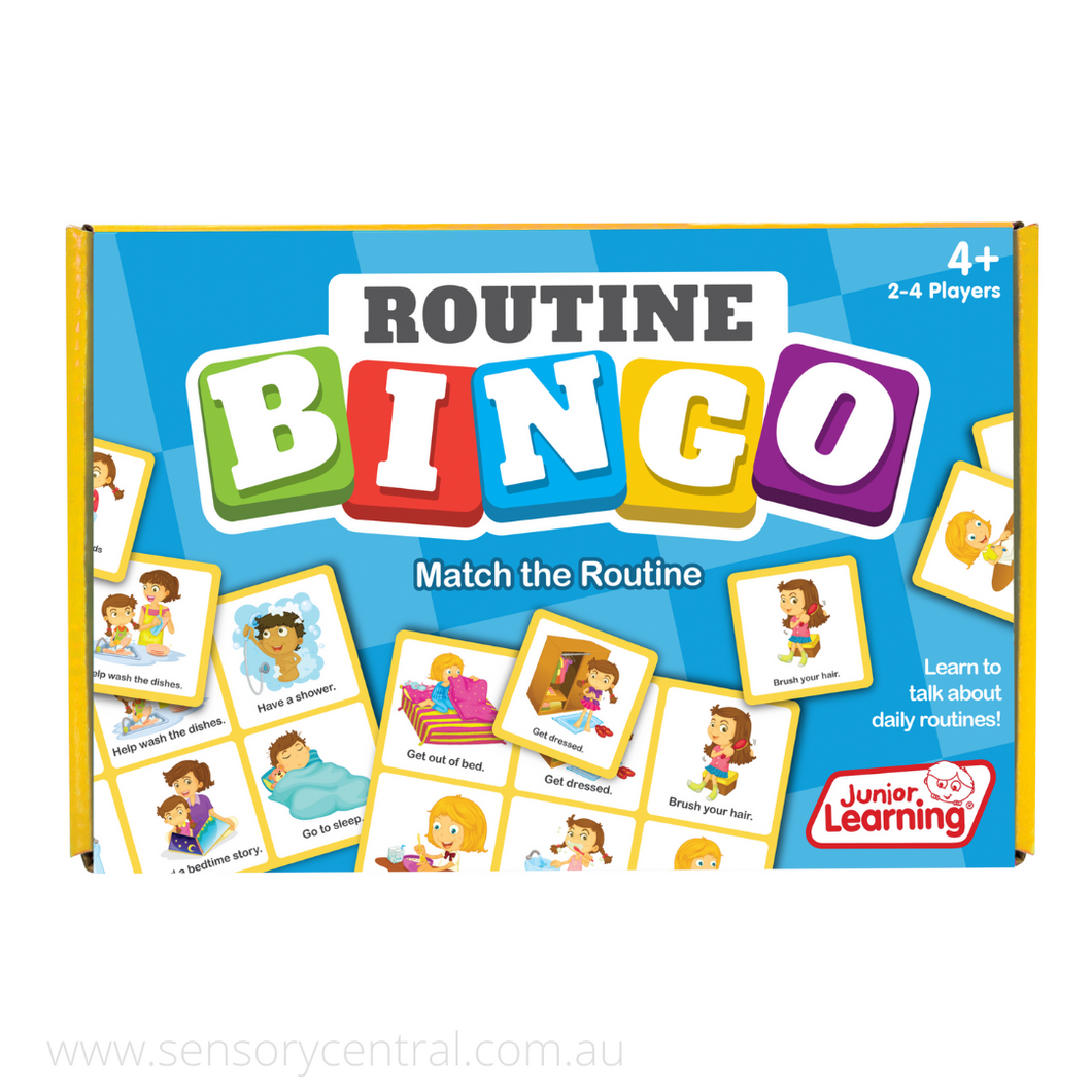 Routine Bingo - Game