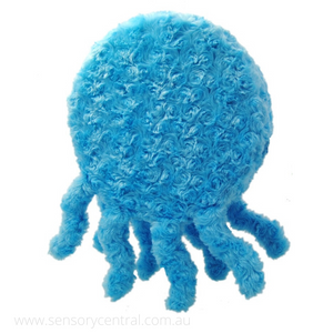 Senseez Vibrating Cushion Plush Jelly Fish - Movement