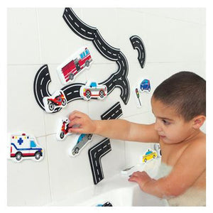 Tub Fun Traffic Set - Play