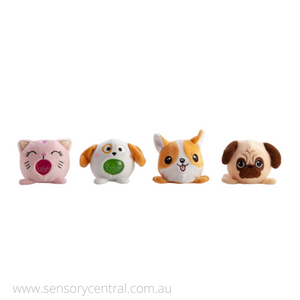 Plush Ball Jellies Pets