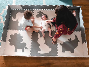PLAYTIME WITH WEE GIGGLES PLAY MAT