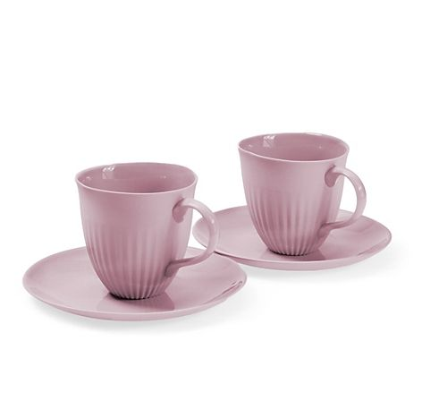 Alice Cup and plate