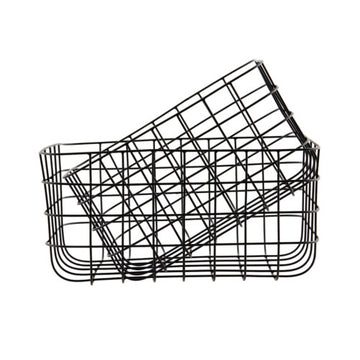 Metal wire storage - Large