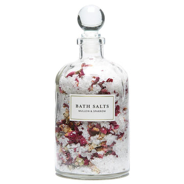 Rose infused Bath salts