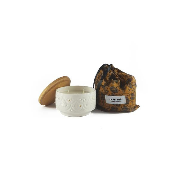 Chabi chic candle