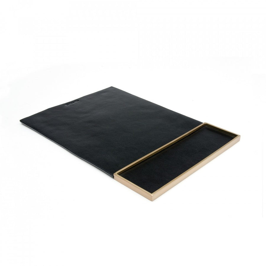 Vegan leather mousepad