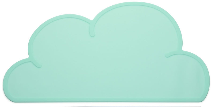 Cloud Placemat aqua