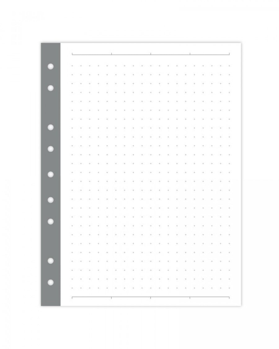 Mini Smart Date Filler dot Paper
