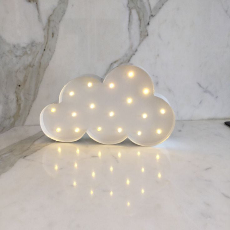 Cloud Marquee Light