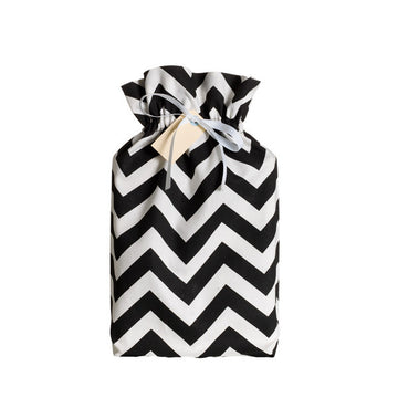 Medium Chevron Gift Bag