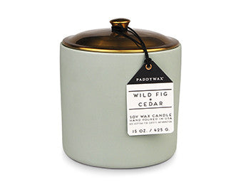 Hygge Candle - Wild Fig & Cedar