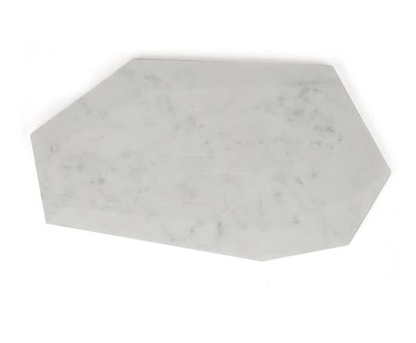 Wide Marble Serving Tray