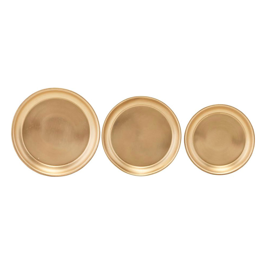 Small Brass multi-use trays