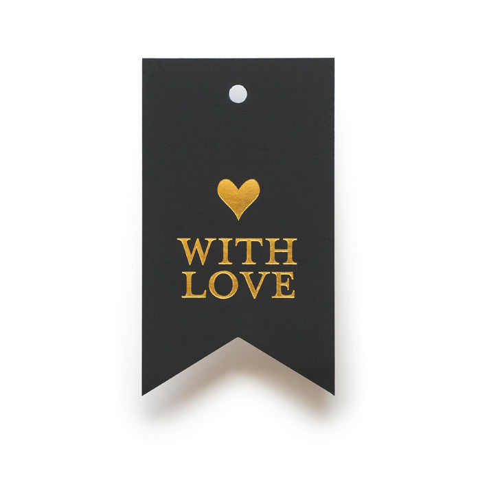 With love Gift Tag