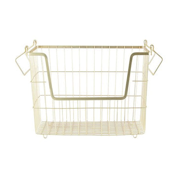 Gold wire storage Basket _ Large