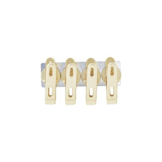 Brass magnetic Clips