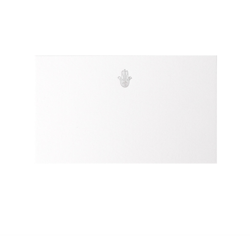 Hamsa social card - pack of 10