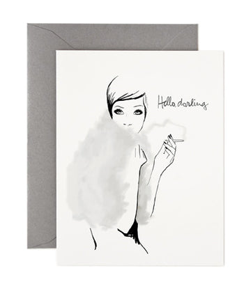 Hello, Darling Card