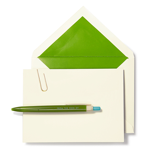 Pen and Notecard Set