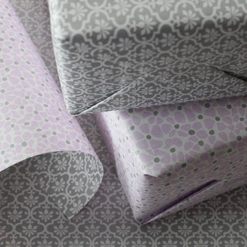 Mineral Double Sided Gift  Wrap
