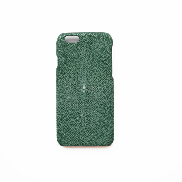 Initialed. Stingray Green iPhone 6 case