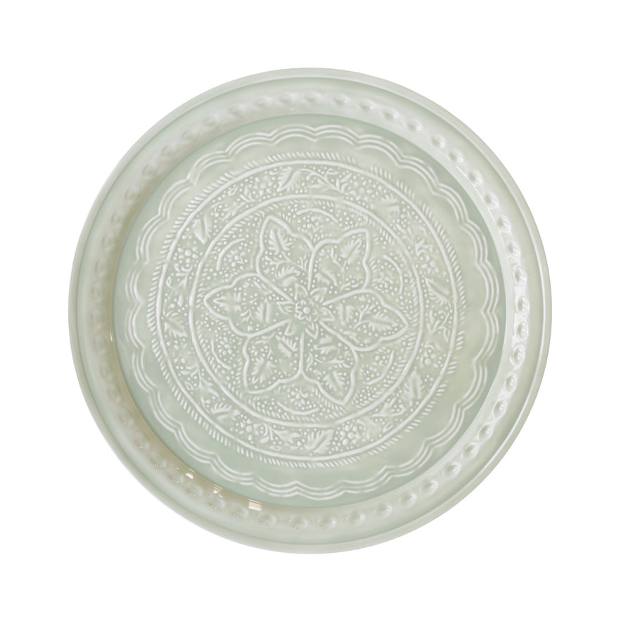 Medallion serving dish - Large