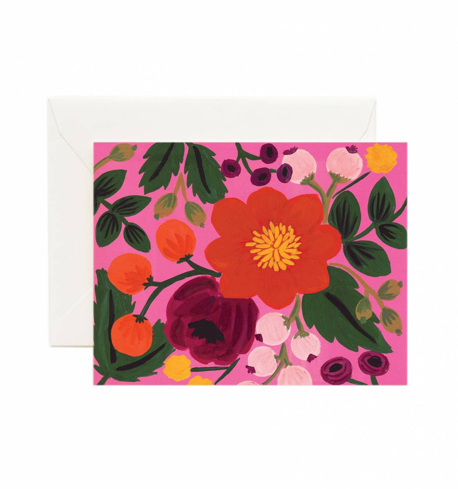 Vintage Blossom 8 card box  greeting card set