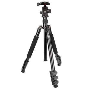SIRUI AM-1004E Easy Traveler - Aluminium tripod with G-10K head - AM set