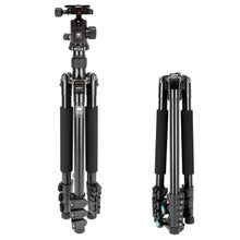Load image into Gallery viewer, SIRUI AM-1004E Easy Traveler - Aluminium tripod with G-10K head - AM set