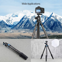 Load image into Gallery viewer, SIRUI ST-124 Superb Travel Tripod Carbon - ST Series