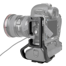 Load image into Gallery viewer, SIRUI TY-5DIIILBG L-rail for Canon EOS 5D Mark III and 5DS R with battery grip - TYL series
