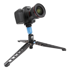 SIRUI P-424SR Multifunction - Carbon monopod with stand spider - PSR series